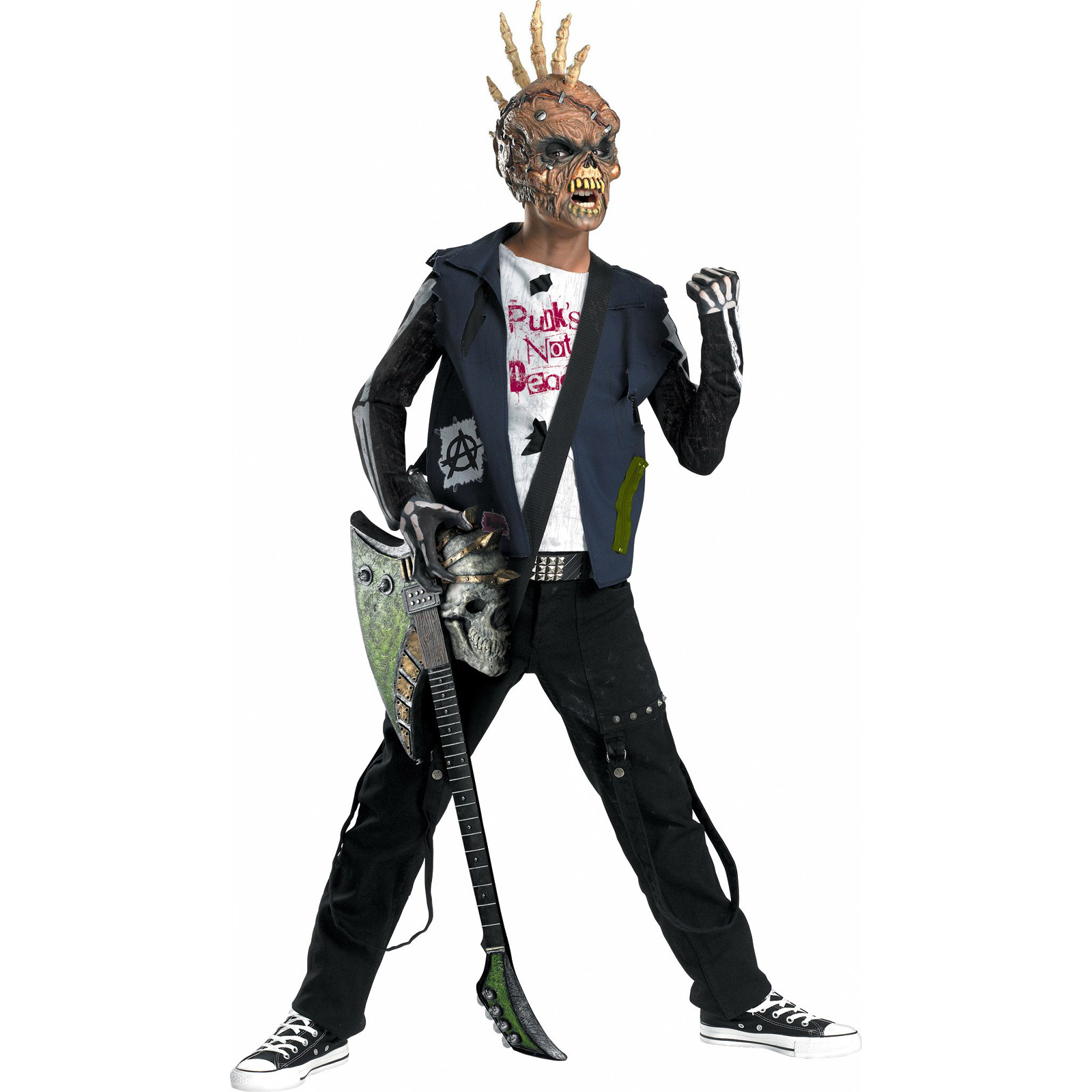 Disguise Costumes Punk Creep Costume (Boy - Child Large 10-12) at Sears.com